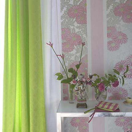 Donnez une allure romantique votre chambre blog deco for Papier peint chambre romantique