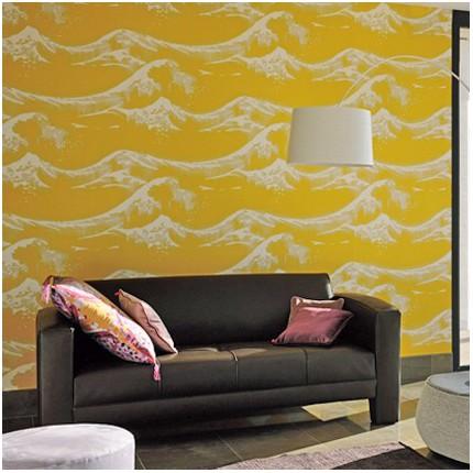 pour bien dormir choisissez votre papier peint avec soin blog deco indoor. Black Bedroom Furniture Sets. Home Design Ideas