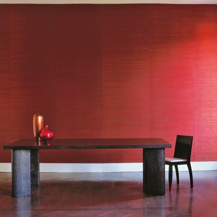un papier peint l 39 esprit v g tal dans votre salon blog deco indoor. Black Bedroom Furniture Sets. Home Design Ideas