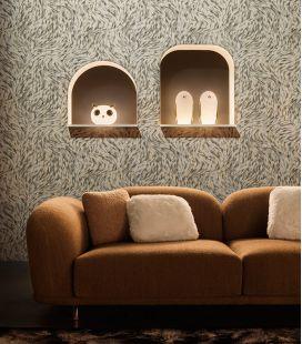 Wallcovering Arte Moooi Blushing Sloth mo2041-44