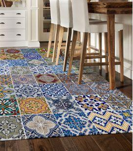 Carpet Ma Salgueiro Mozaik