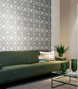 Wallpaper Hooked on Walls Tinted Tiles Helix 29030-34