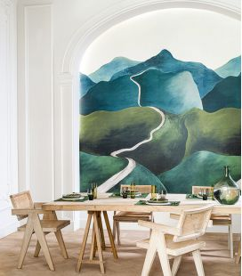 Wallpaper Casamance Panoramas Toscana 7496