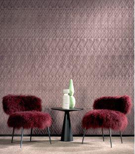 Wallpaper Arte Velveteen Vector 87020-24