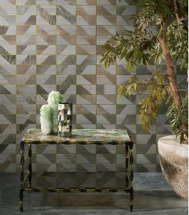 Wallcovering Arte Timber Trapeze 38210-15