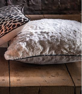 Cushion Cover Casamance Banquise CO2591
