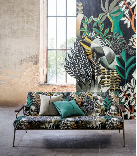 Cushion Cover Casamance Linen CO2397