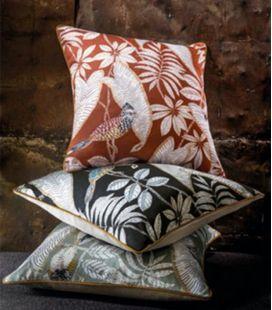 Cushion Cover Casamance Grand Duc CO2446