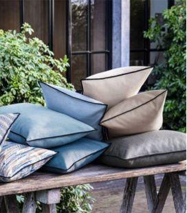 Cushion Cover Casamance Motu CO4445