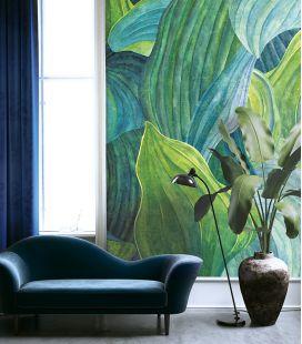 Wallpaper Khrôma Walldesigns 2 Hosta DG2HOS1011