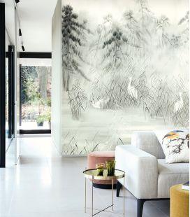 Wallpaper Khrôma Walldesigns 2 Nuage DG2NUA1011