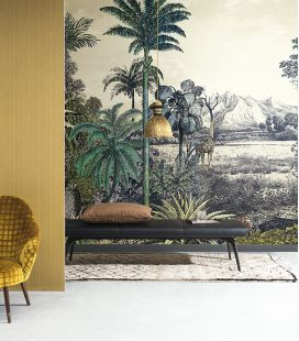 Wallpaper Khrôma WallDesigns 2 Safari DG2SAF1011
