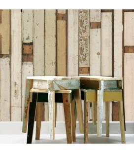 Wallpaper Scrapwood PHE-01 NLXL Arte