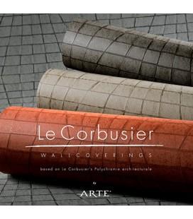 Papier peint Arte Le Corbusier Pavilion 20540-45