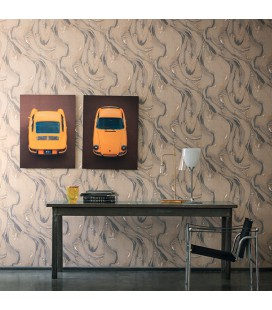 Wallpaper Casamance Petra Albatre 7291