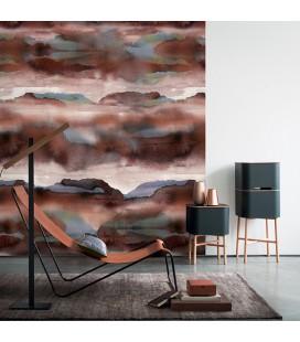Wallpaper Casamance Copper Iron 7346 53-57