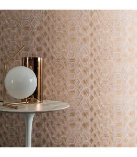 Wallpaper Casamance Copper Bronze 7347 59-67