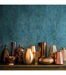 Papier peint Casamance Copper Nickel 7348 69-79