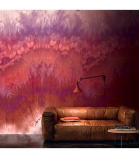 Wallpaper Casamance Azuli Grenat Rouge 7305
