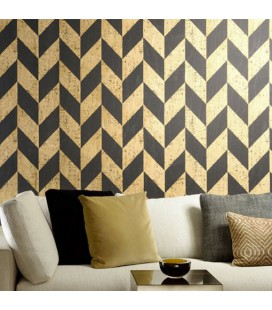 Wallpaper Arte Mirage Triangle 99060-65