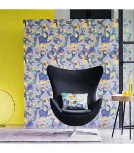 Wallpaper Casamance Effervescence Efflorescence 7257