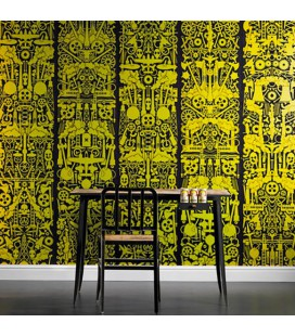 Wallpaper Arte NLXL Lab Robber Baron by Studio Job JOB-09