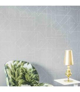 Wallpaper Hookedonwalls Gentle Groove Outline 66560-64