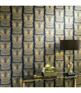 Wallpaper Hookedonwalls Hidden Treasures Mermaid 70050-52 l