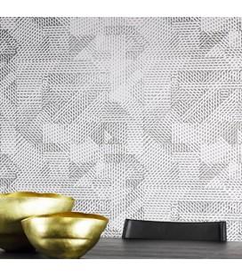 Wallpaper Arte Monochrome Oblique 54080-84