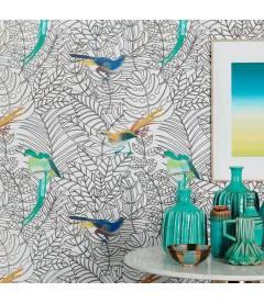 Wallpaper Nobilis Cosmopolitan N°2 Amazone COS140-143