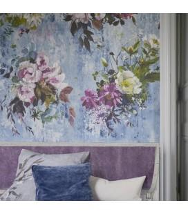 Papier peint Designers Guild Jardin des Plantes Aubriet PDG717 01-03