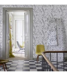 Papier peint Designers Guild Jardin des Plantes Couture PDG711 01-06