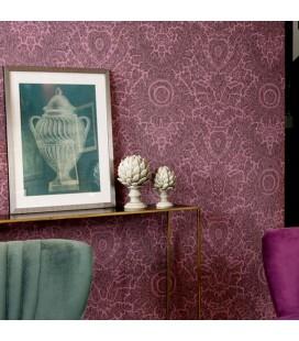 Wallpaper Arte Flamant Les Mémoires Voyage 80050-53