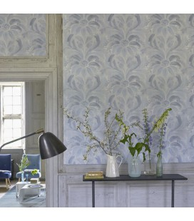 Wallpaper Designers Guild Tulipa Stellata Angelique Damask PDG1036 02-09