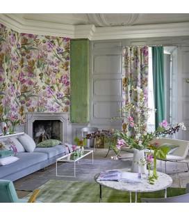 Wallpaper Designers Guild Fuchsia Tulipa Stellata PDG1037 01