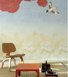 Wallpaper Elitis Soleil levant Nouvelles orientales TP 291