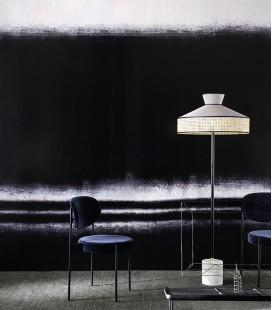 Wallpaper Elitis Charcoal DM 270 01 - Panoramic