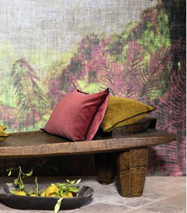 Wallpaper Elitis Jungle fever DM 601 01 - Panoramic