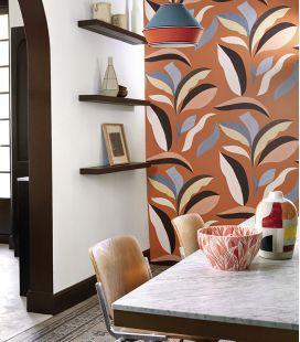 Wallpaper Elitis Flower Power Nid d'oiseau TP 300 01-06