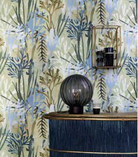 Wallpaper Elitis Flower Power Algues TP 303 01-06