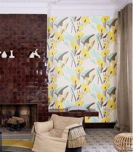 Wallpaper Elitis Flower Power Arum TP 304 01-05