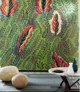 Wallpaper Elitis Flower Power Maquis TP 306 01
