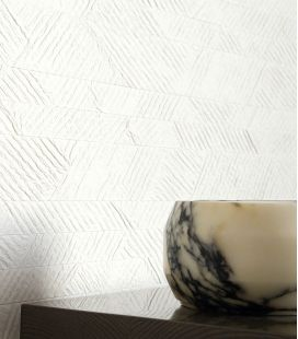 Wallcovering Elitis Paper Sculpture Awa RM 980 01-80