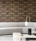 Wallcovering Elitis Paper Sculpture Sado RM 984 01-82