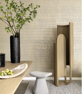 Wallcovering Elitis Paper Sculpture Amakusa RM 985 05-95