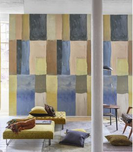 Wallcovering Designers Guild Scènes & Murals Otto Mosaic PDG1108/01