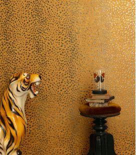 Papier peint Khrôma Cabinet of Curiosities Tender CAB 801-804