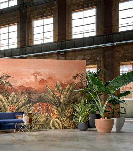 Wallpaper Arte Expedition Silk Road Garden 72000-01 - Panoramic