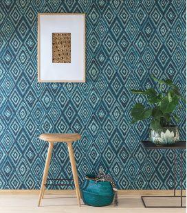 Wallpaper Zoom Onyx Rhombus ONY 401-403