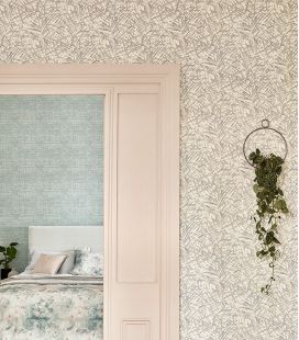 Wallpaper Villa Nova Ostara Frond W602 - Sold per roll